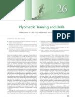 26 – Plyometric Training and Drills