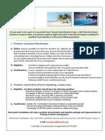 Job Vacancies at KureduAcc &GS022617
