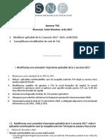 TVA Suport de Curs 6.02.2017