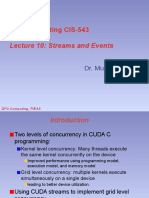 10. Streams and Events