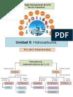 Unidad 2. Hidrocarburos