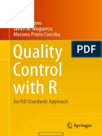 308454390 Quality Control With R an ISO Standards Approach Use R 1st Ed 2015 Edition PRG