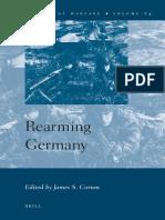 Rearming Germany