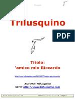'Amico Mio Riccardo