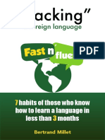 Fast n Fluent Booklet Hacking a Foreign Language