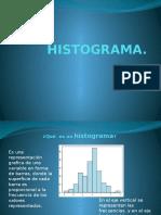 Histogramas Expo