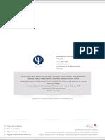 Validez de La Escala de Resiliencia de Connor-Davidson (CD-RISC) en Una Población de Mayores Entre 6