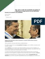 Derecho Administrativo - Caso Correo Argentino - BBC Mundo