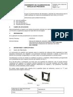 Scl.3.504.010 v0 Procedimiento Niveles de Precision