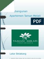 Pembangunan Apartemen Taman Melati.pptx
