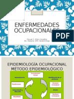Epidemiología y enfermedades ocupacionales
