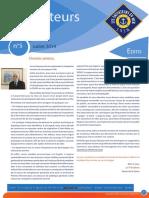 Sauveteurs Info Ndeg5 - Juillet 2014