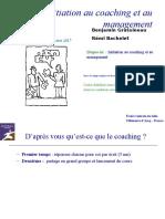 Coaching 1 Intro