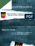 Presentasi Prakerin