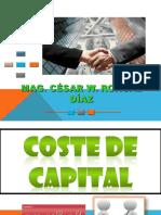 Costo de Capital i