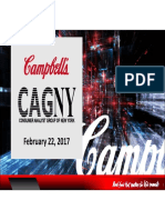 CPB Campbell CAGNY 2017