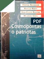 Cosmopolitas O Patriotas.pdf