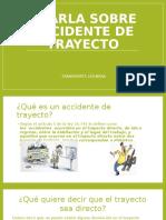 Accidente de Trayecto