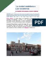 Casco Historico de Valladolid