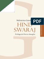 1-Hind Swaraj. Mahatma Gandhi