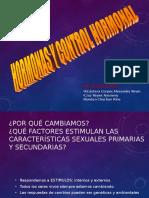 Hormonas y Control Hormonal