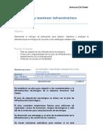 AI3 Adquirir y Mantener Infraestructura Tecnológica - Ricardo Moreno