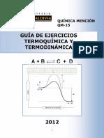 Guia 15 Termodinamica y Termoquimica