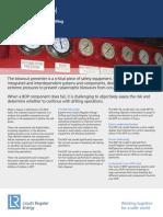 213-35569 Drilling - BOP Risk Model Factsheet