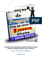 eBook GRÁTIS Esboços de Pregações Crie Os Seus Em 5 Passos Simples1
