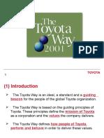 Toyota Way