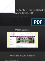 wood country public library website
