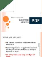 Slide05 Arrays