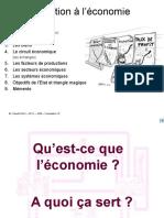 Intro Economie