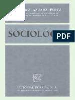 Azuara Perez Leandro - Sociologia