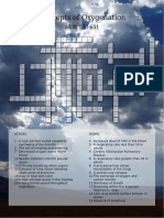 conceptsofoxygenation crossword