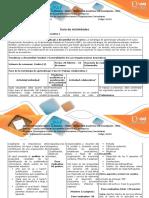 Guía Actividades y Rúbrica Evaluación Fase II Trabajo Colaborativo