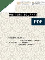 writing workshop Magazine