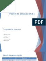 Políticas Educacionais New