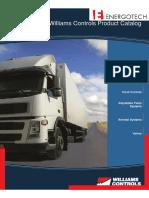 Williams Controls Product Catalog Pdf1