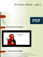 Hume Presentation Week 4