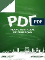 Plano Distrital de Educação