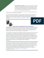 Medidores de Flujo de Desplazamiento Positivo