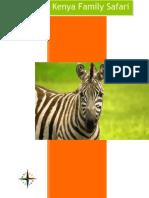 Wd g Kenya Family Safari