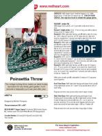 Poinsette Crochet