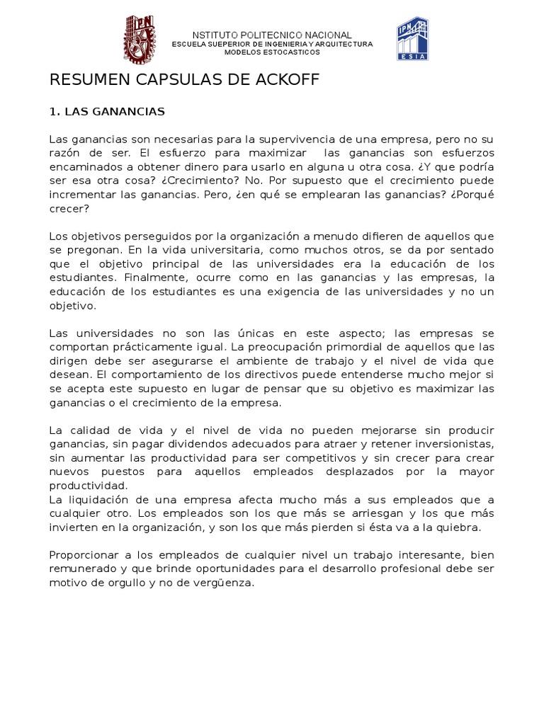 RESUMEN CAPSULAS DE ACKOFF.docx