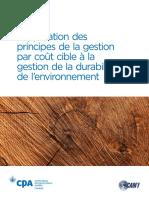 Application Principes Gestion Par Cout Cible a La Gestion Durabilite Environnement R2 00359 (2)