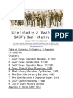 Elite Infantry of South Africa