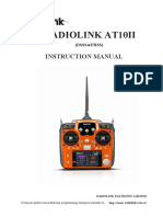RadioLink AT10II User Manual