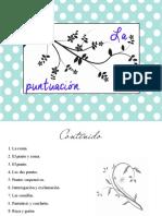 2. La puntuación.pdf