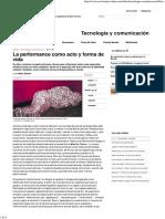 Molina - La performance como acto y forma de vida.pdf